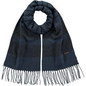 Size:  ONE-   Barts Mens Twan Fringed Acrylic Winter Neckwarmer Scarf One Size