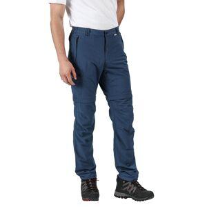Regatta Size:  38R-   Regatta Mens Leesville Zip Off Lightweight Walking Trousers 38 - Waist 38' (96.5cm), Inside Leg 31'