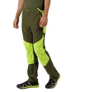 Regatta Size:  38R-   Regatta Mens Sungari Technical Stretch Panel Walking Trousers 38R - Waist 38' (96.5cm), Inside Leg 32'