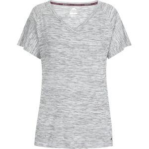 Size:   Extra  Small -   Trespass Womens Inca Quick Drying V Neck T Shirt 8/XS - Waist 25' (66cm)