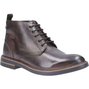 Size:  7-   Base London Mens Raynor Burnished Leather Laced Chukka Boots UK Size 7 (EU 41, US 8)
