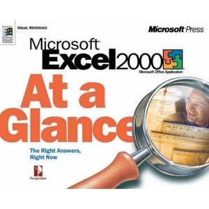 Inc Perspection Excel 2000 at a Glance (At a Glance (Microsoft))