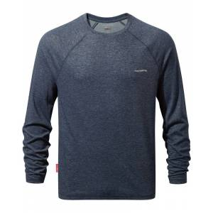 Craghoppers Men's NosiLife Bayame L/S T-Shirt