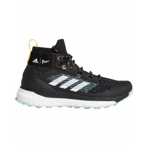 adidas Terrex Women's Terrex Free Hiker Parley Walking Boots - Core Black/Ftwr White/Real Gold - Size: 5 UK