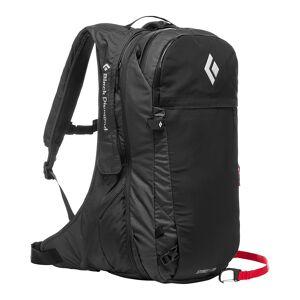 Black Diamond JetForce Pro 25L Backpack - Black - Size: S/M