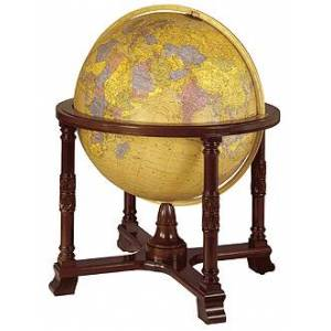 Replogle Globes Diplomat Antique Globe