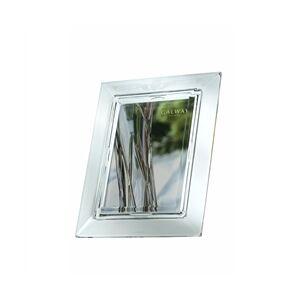 Galway Crystal Claddagh 5 x 7 Frame