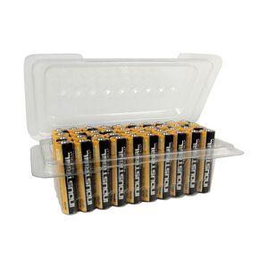 Duracell INDUSTRIAL AAA Batteries MN2400 Alkaline - Bulk 40 Pack