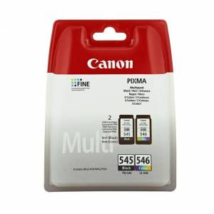 Canon Original PG-545 & CL-546 Combo Pack