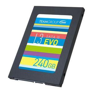 """Team L3 EVO 2.5"""" SATA III Internal SSD Solid State Drive - 240GB"""