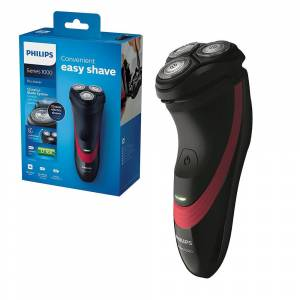 Philips Dry Electric Shaver CloseCut With Cleaning Brush S1310/04