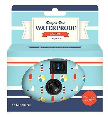 P-Digital Waterproof Single Use Camera