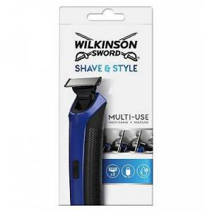 Wilkinson Sword Shave & Style Men's Electric Trimmer