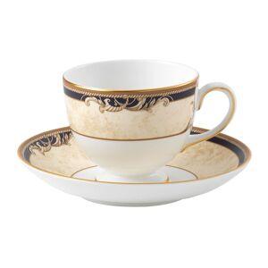 Wedgwood Cornucopia Teacup & Saucer