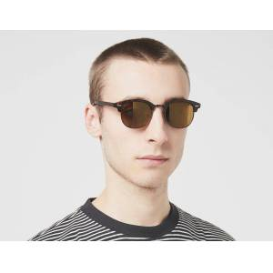 size? Dean Clubmaster Tortoise Sunglasses, Brown  - Brown - Size: One Size