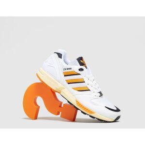 adidas Originals ZX 5000 - size? Exclusive, White/Orange  - White/Orange - Size: 4