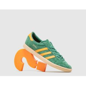 adidas Originals Stadt Women's, Green/Orange  - Green/Orange - Size: 6