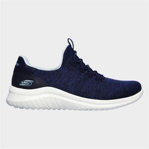 Skechers Womens Blue UltraFlex 2.0 Delightful Spot