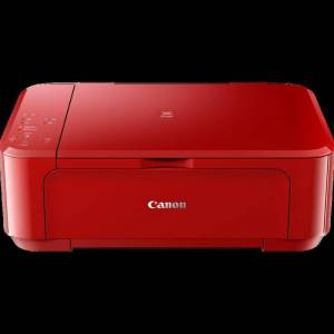 Canon PIXMA MG3650S All-In-One inkjet printer, Red