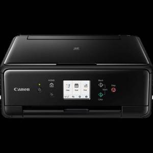 Canon PIXMA TS6250 All-In-One inkjet printer, Black