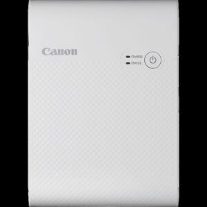 Canon SELPHY SQUARE QX10 Portable Colour Photo Wireless Printer, White