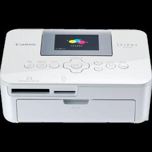 Canon SELPHY CP1000 Colour Portable Photo Printer - White