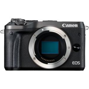 Canon EOS M6 Body - Black