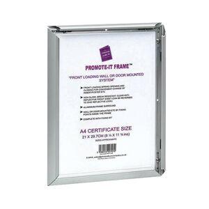 Photo Album Company TPAC Photo Promote It Frame A3 Aluminiun (Non-glass break-resistant cover) PAPFA3B