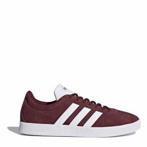adidas VL Court 2 Suede Shoes Mens  - male - Size: 10