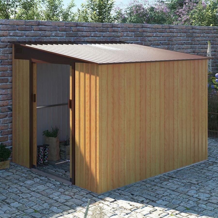 Only Oak Furniture Royalcraft Windsor Oak Shed
