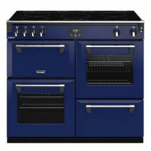 Stoves 444410311 Richmond DX 100cm Induction Range Cooker Midnight Gaz