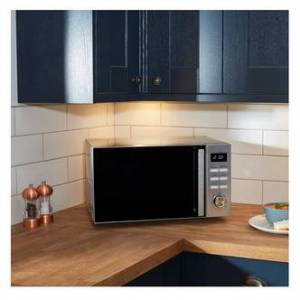 Beko MCF25210X Combination Microwave Oven 25L 900W