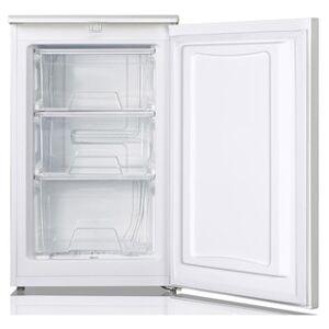 LEC U5017W 50cm Undercounter Freezer in White 0 85m A Rated