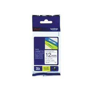 Brother P-touch TZe-233 12mm x 8m Laminated Labelling Tape Blue TZE233