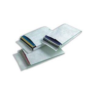 Tyvek Gusseted Envelopes Extra Capacity C4 White [Pack 100] - 774924