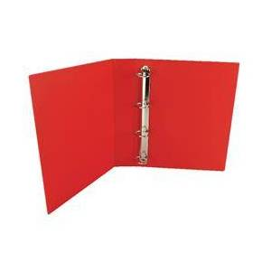 Unbranded Red 40mm 4D Presentation Ring Binder (10 Pack)