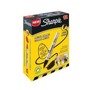 Sharpie Metal Permanent Marker Small Bullet Tip 1.0mm Line - S0945720