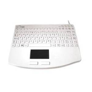 Accuratus 540 IP67 Antibacterial Medical Keyboard