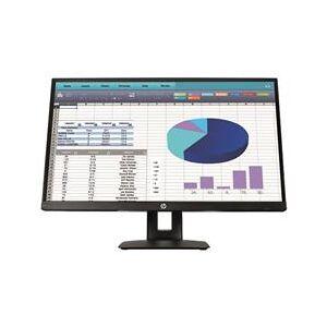 HP VH27 HD Flat LED Display 27 Inch Black