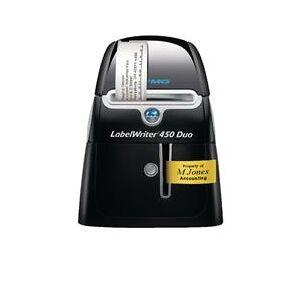 Dymo LabelWriter 450 Duo Label Printer 10