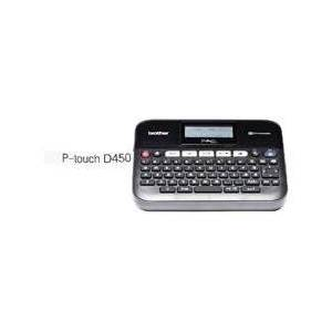 Brother P-Touch PT-D450VP Desktop Label Printer