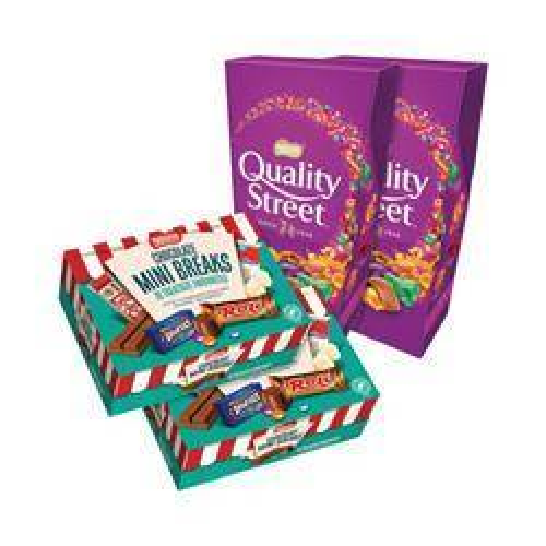 Nestle Chocolate Mini Break (Pac...