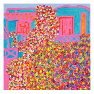 Art by Caroline Boff Get Me To The Greek(Rainbow)