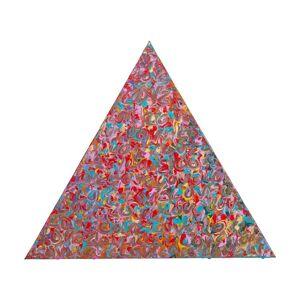 Art by Caroline Boff Love Triangle(Rainbow)