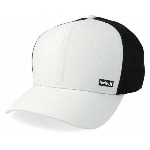 Hurley League Hat White