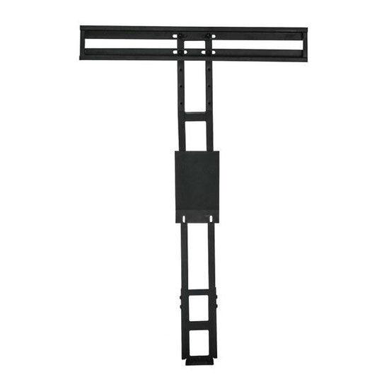 Furniture In Fashion Unifit Metal Wall Mounted TV Bracket In Black