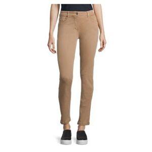 Betty Barclay Slim Fit Jean Camel  - Camel - Size: 18