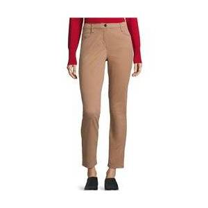 Betty Barclay Cotton Jean Camel  - Camel - Size: 18
