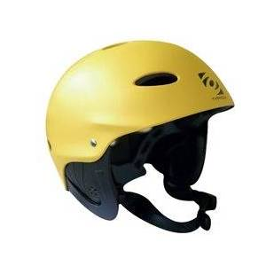 Typhoon Unisex Watersports Helmet  - Yellow - Size: Large