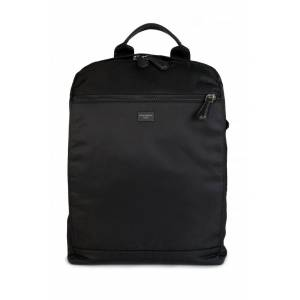 Dolce & Gabbana Logo Backpack Black